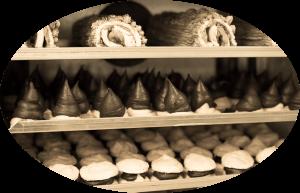 Retro sütemények