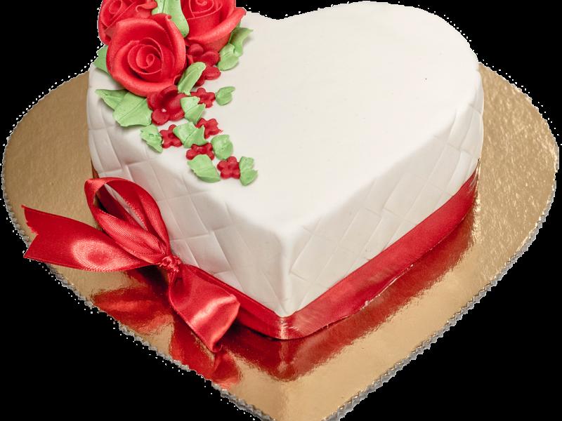 szív torta képek Kis szív torta rózsákkal | Roberto Cukrászda szív torta képek