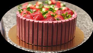 Ruby csokis torták