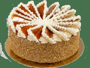 Főzöttkrémes torták
